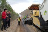 El Ayuntamiento y la Comunidad Autónoma inician las obras de remodelación en el Camino del Armao de Puerto Lumbreras