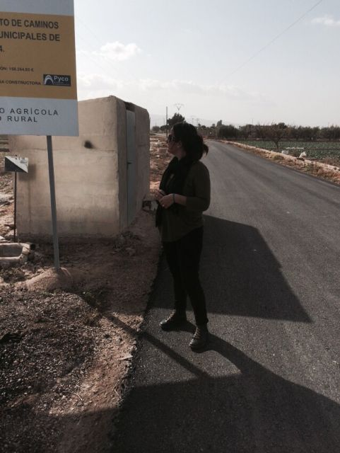 Finalizan las obras de arreglo y acondicionamiento del camino rural de La Serrana, Foto 5