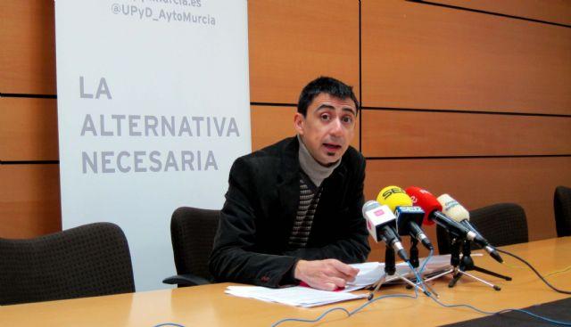UPyD Murcia tacha de marketing político el anuncio de regularización de 446 plazas de empleo público - 1, Foto 1