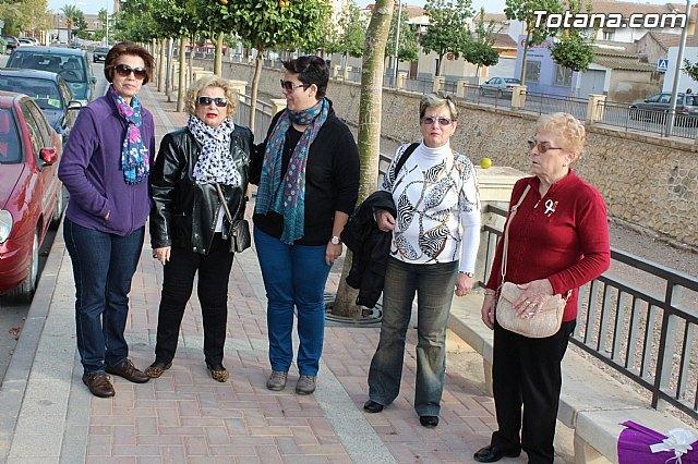 Caminata con motivo del Día Internacional para la Eliminación de la Violencia contra la Mujer, Foto 2