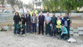 El Alcalde de Alguazas y la Concejala de Formación y Empleo