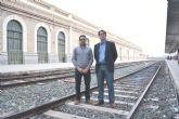 Un trabajo de la UPCT demuestra que el AVE soterrado en Cartagena es viable económicamente