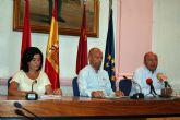 El Ayuntamiento, la Universidad de Murcia y el Centro de Enseñanza Samaniego, firman un convenio de colaboración