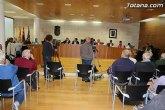 El Pleno del Ayuntamiento de Totana debatirá mañana más de una decena de propuestas