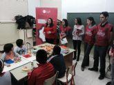 27 menores del CEIP San Andrés participan en un taller de refuerzo escolar de la Fundación FADE