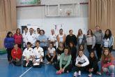 Las mujeres de Alguazas reivindican con una master class de defensa personal la lucha contra la violencia de género
