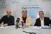El Ayuntamiento de Alhama de Murcia pone en marcha la subsede de Gesti�n Tributaria y Recaudaci�n