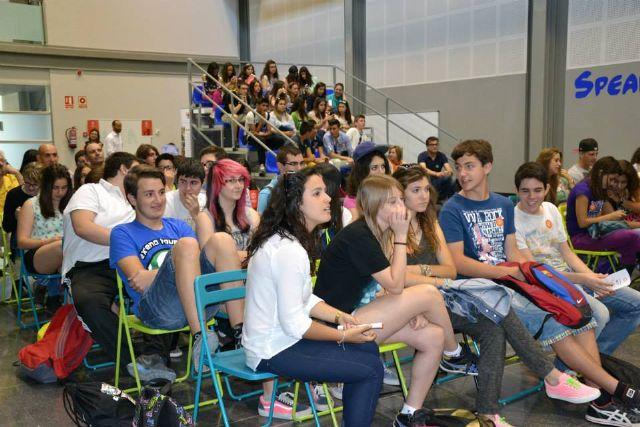 La Concejalía de Educación financia un proyecto dirigido a los alumnos de los IES Juan de la Cierva y Prado Mayor, Foto 1