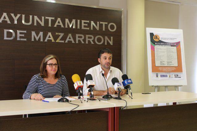 La ruta del comercio fomentará las compras en el municipio durante las fiestas locales, Foto 1