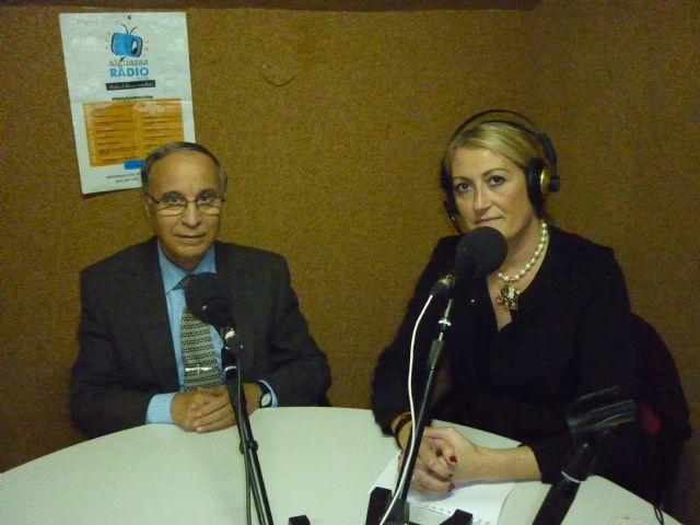 La Historia se hace presente en Alguazas Radio 87.7 FM - 1, Foto 1