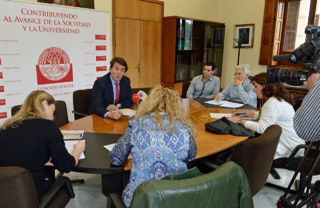 El Consejo Social de la UM impulsará una macroconsulta entre sus alumnos - 1, Foto 1