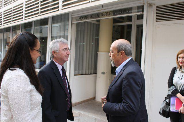 El Centro de Personas Mayores de Puerto de Mazarrón cierra los actos del XXII aniversario, Foto 1