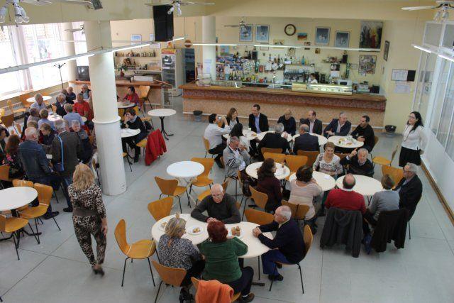 El Centro de Personas Mayores de Puerto de Mazarrón cierra los actos del XXII aniversario, Foto 2