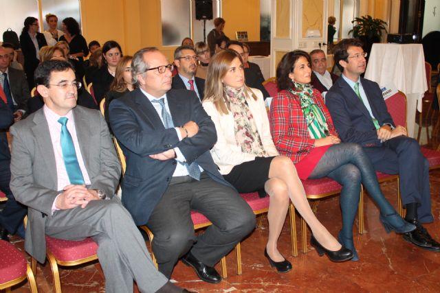 La Alcaldesa, el Consejero de Turismo y la Secretaria de Estado de Turismo inauguran las II Jornadas Nacionales de Turismo que se celebran en el Balneario - 1, Foto 1