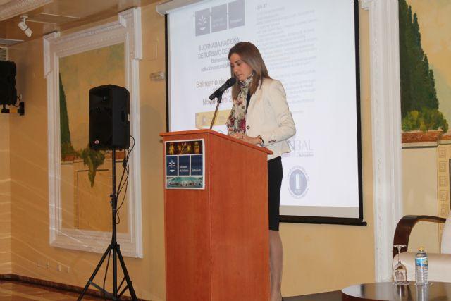 La Alcaldesa, el Consejero de Turismo y la Secretaria de Estado de Turismo inauguran las II Jornadas Nacionales de Turismo que se celebran en el Balneario - 2, Foto 2