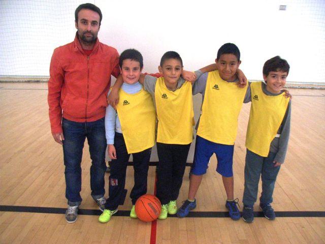 La Concejalía de Deportes pone en marcha la Fase Local de Baloncesto 3x3 benjamín de Deporte Escolar, Foto 2