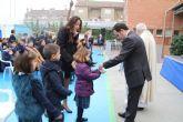 Los alumnos del Colegio San Vicente de Paúl celebran hoy el Día de la Medalla Milagrosa