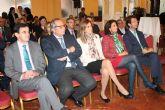 La Alcaldesa, el Consejero de Turismo y la Secretaria de Estado de Turismo inauguran las II Jornadas Nacionales de Turismo que se celebran en el Balneario