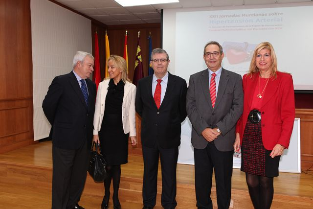 VI Reunión de Farmacéuticos de la Región de Murcia sobre control Multidisciplinar del paciente con RCV - 1, Foto 1
