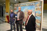 La obra del pintor Fulgencio Saura inunda el Ayuntamiento de San Javier