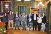 Presentado en el sal�n de plenos el libro y programa de las fiestas patronales 2014