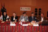 Se inaugura el Aula Miguel Hernández en el IES Ben Arabí