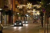 Luces de Navidad desde el 1 de diciembre
