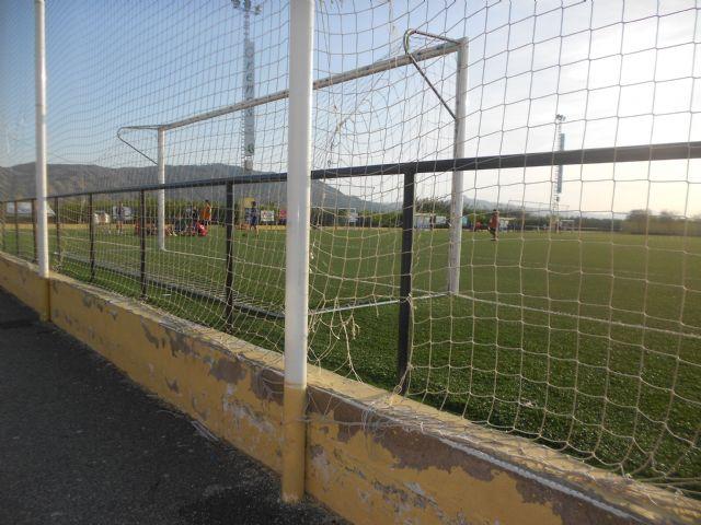 Los socialistas de Alquerías exigen al PP que subsane las múltiples deficiencias del campo de fútbol - 2, Foto 2