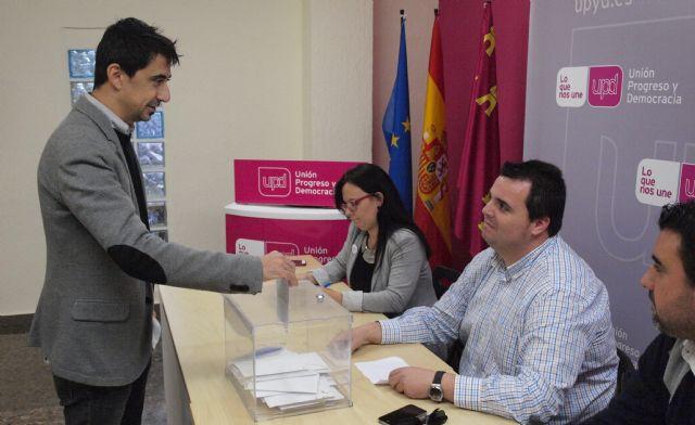Serna liderará el proyecto de UPyD para la alcaldía de Murcia - 1, Foto 1