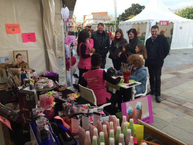 Ceutí ya disfruta de su Feria de Comercio - 5, Foto 5