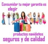 Consumo aconseja adelantar las compras navideñas para encontrar mejores precios y más variedad de productos