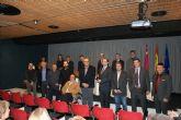 El Colegio de Arquitectos de la Región homenajea a los profesionales con 25 y 50 años de colegiación