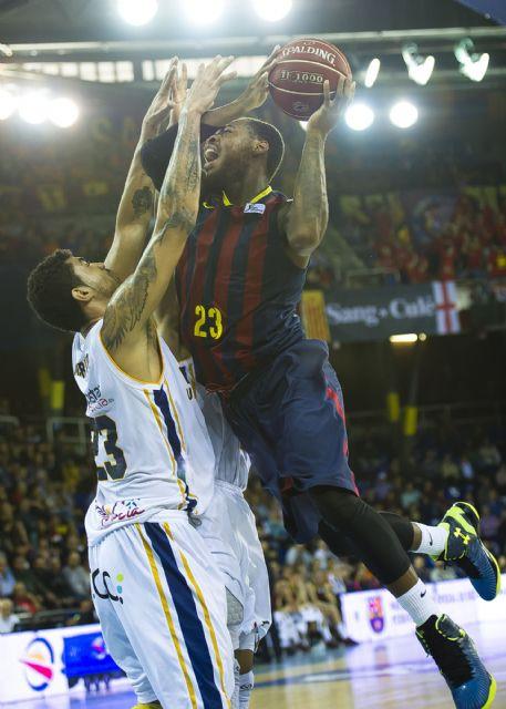 El UCAM Murcia no pudo con un FC Barcelona que ofreció su mejor versión - 4, Foto 4