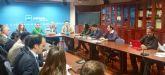 Comisión Medio Ambiente celebrada en el PP de Murcia
