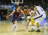 El UCAM Murcia no pudo con un FC Barcelona que ofreció su mejor versión