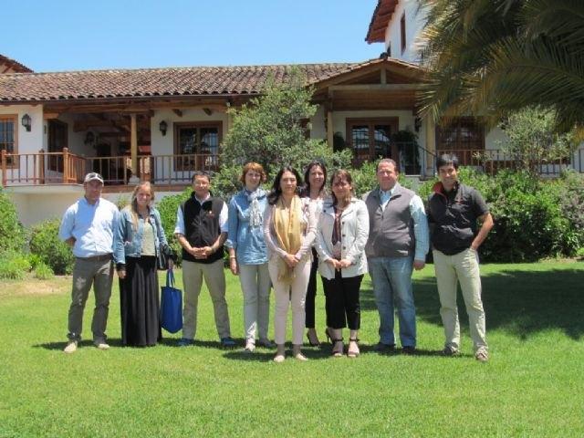 Turismo asesora a la región chilena de O´Higgins para implantar sistemas innovadores de promoción y comercialización - 1, Foto 1
