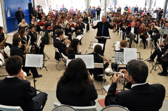 La Asociación Musical Maestro Eugenio Calderón presenta a sus nuevos músicos en el concierto de Santa Cecilia - 1, Foto 1