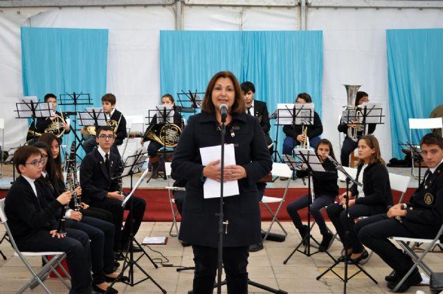 La Asociación Musical Maestro Eugenio Calderón presenta a sus nuevos músicos en el concierto de Santa Cecilia - 2, Foto 2