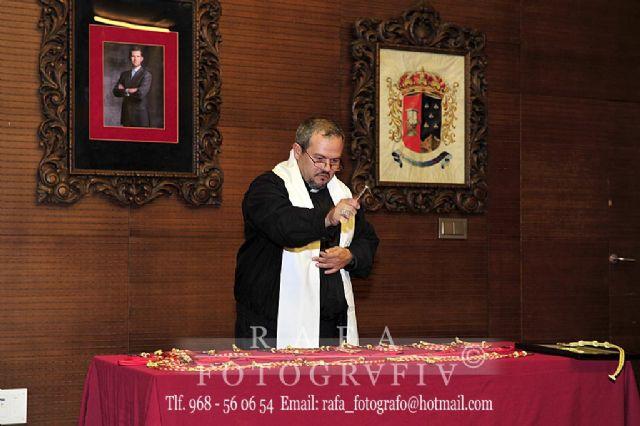 Presentada la nueva mesa de la Cofradía del Cristo de los Mineros - 3, Foto 3