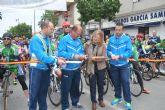 Pedro José Vera, del Club Ciclista Roldán, se impuso en el XIV memorial 'el capellán'