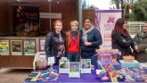 D�Genes, presente en la Feria del Voluntariado celebrada en Alhama de Murcia