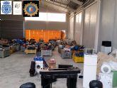 Nuevo golpe policial contra la venta ambulante en Torre-Pacheco