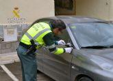 La Guardia Civil detiene a un conductor por atropellar a un peatón y darse a la fuga