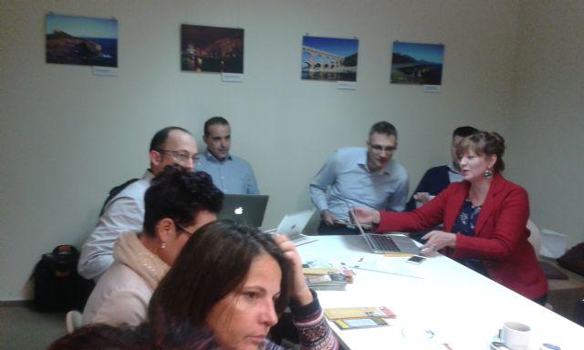 El Ayuntamiento de Torre-Pacheco participa en el encuentro transnacional de trabajo en Praga (República Checa) - 1, Foto 1