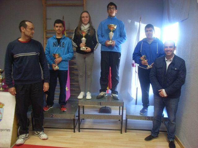 La Concejal�a de Deportes organiz� la Fase Local de Tenis de Mesa de Deporte Escolar, que cont� con la participaci�n de 66 escolares, Foto 9