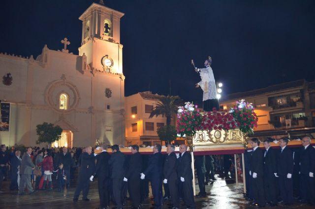 San Javier celebra mañana el día grande de sus fiesta patronales en honor a San Francisco Javier - 1, Foto 1