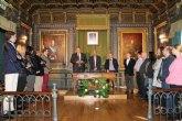 Las Casas Consistoriales de Mazarr�n reciben el Premio de Calidad en la Edificaci�n de la Regi�n de Murcia