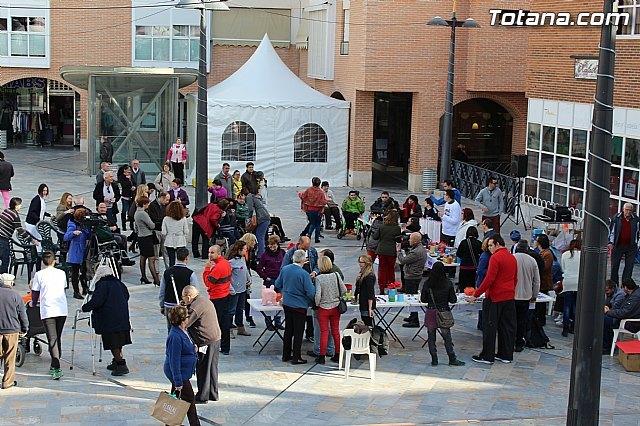 Todos los usuarios de los Centros de D�a celebran el D�a de la Discapacidad, Foto 1