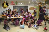 Calendario solidario 'roller' en Las Torres de Cotillas