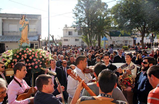 Puerto Lumbreras celebra este fin de semana las Fiestas de la Purísima 2014 en la pedanía de La Estación-Esparragal - 1, Foto 1